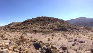 Site de Paramarka - Région de Tacna